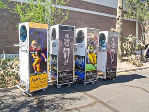 Specialty Graphic Booths for ASU