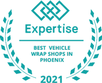 2021 Best Vehicle Wrap Shop Phoenix by Expertise